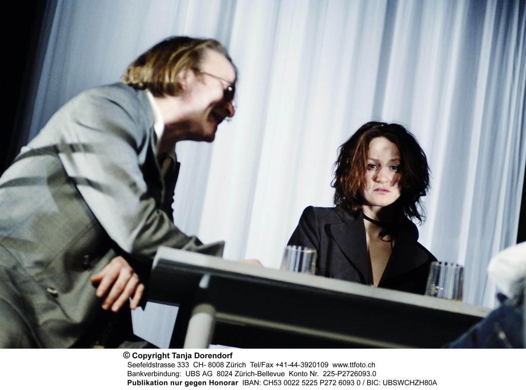 Merten Schroedter, Melanie von Sass