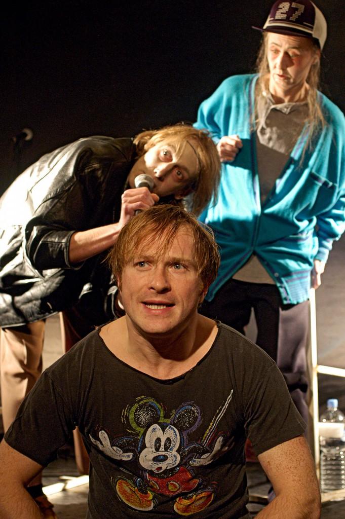 Boris Pietsch, Merten Schroedter, Gertrud Kohl