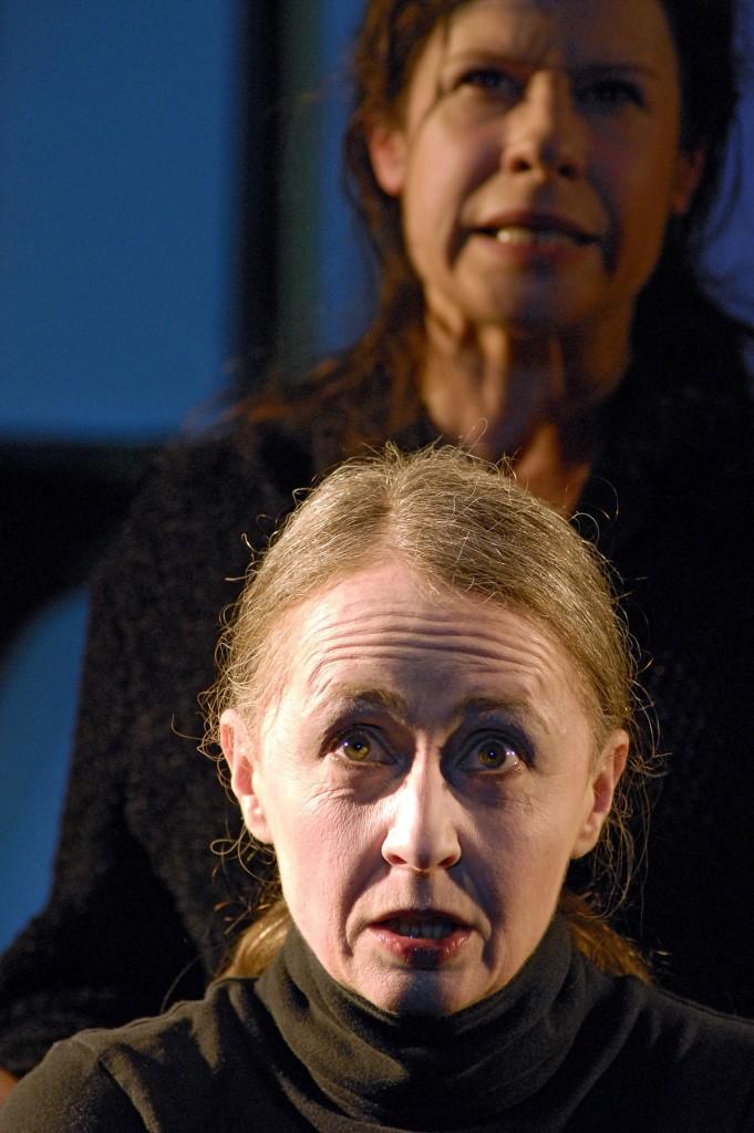 Saskia Petzold, Gertrud Kohl