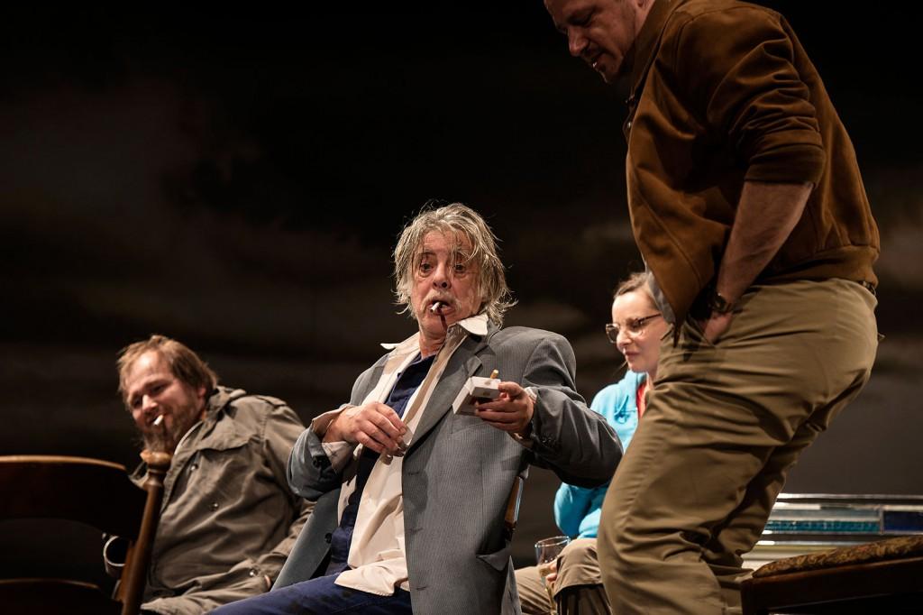 Klaus Müller-Beck, Hans-Georg Körbel, Christiane Motter, Andreas Anke