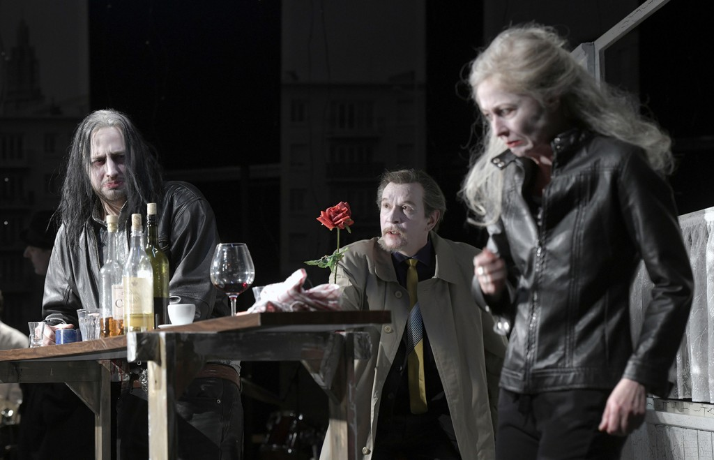 Luca Füchtenkordt, Klaus Meininger, Gertrud Kohl