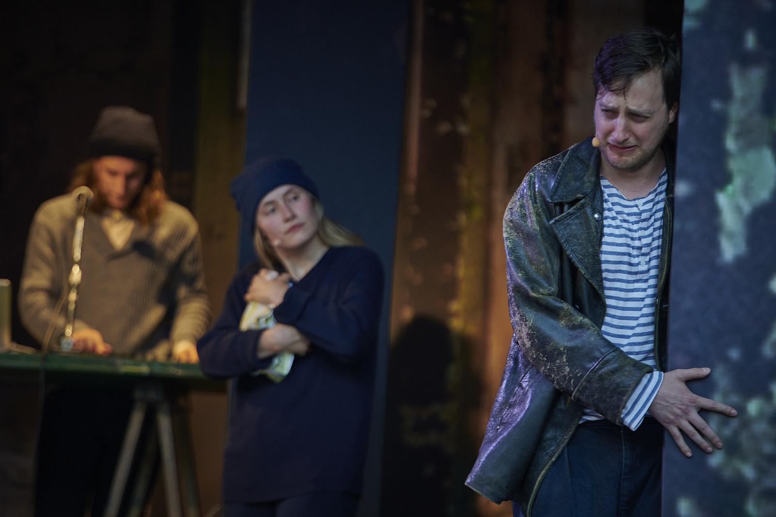 Mirko Näger-Guckeisen, Nina Wolf, Luca Füchtenkordt